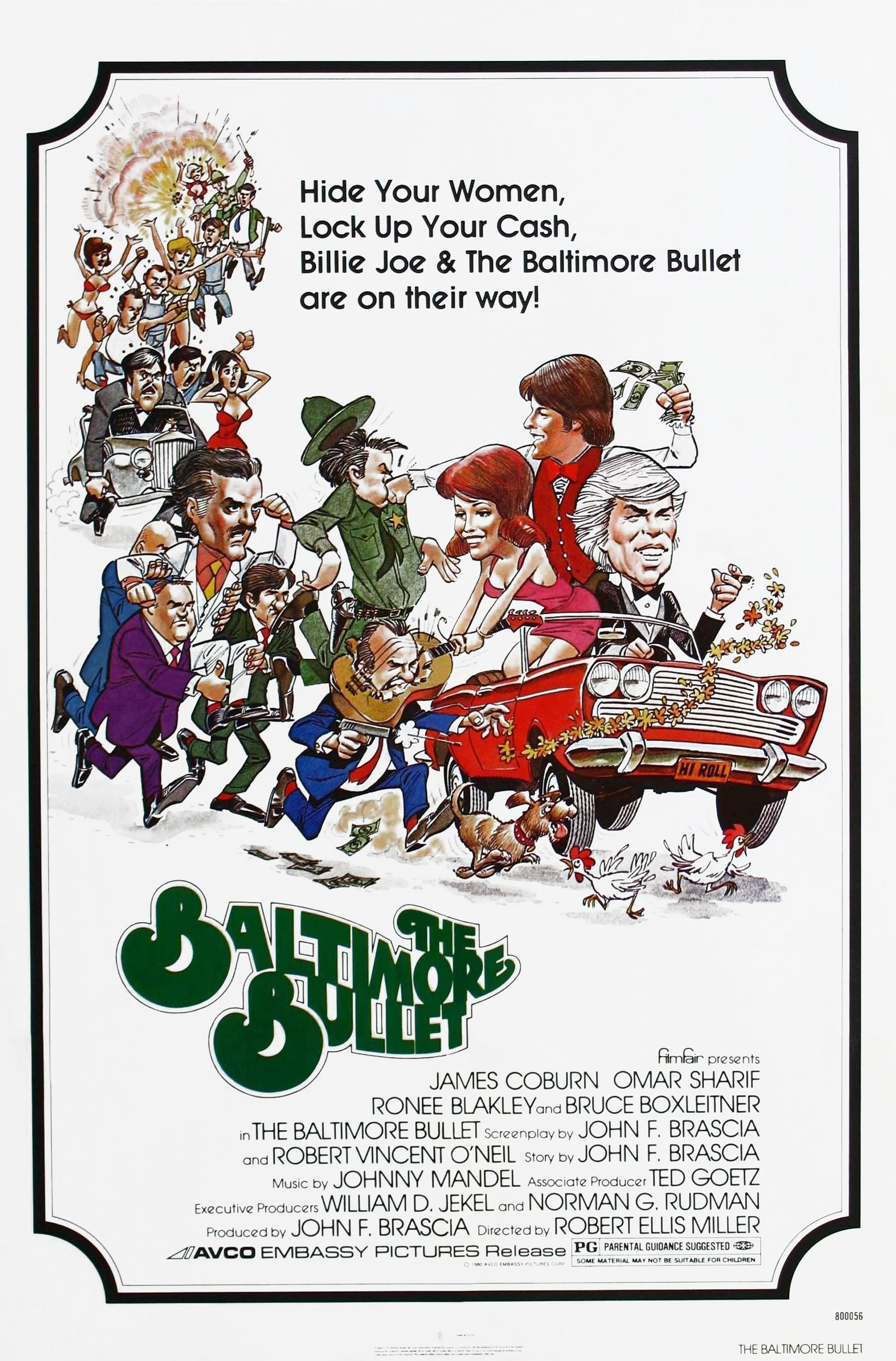 The Baltimore Bullet - billiards movie