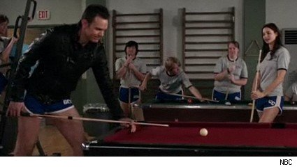 Joel mchale archives 8 ball on the silver screen for Community tv show pool episode