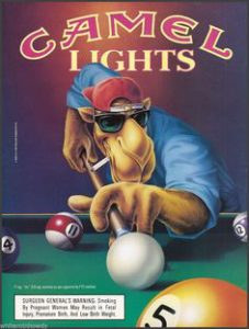 Camel Lights