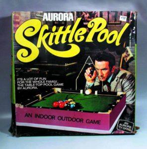 Skittle Pool - ad