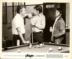 The Player - billiards movie
